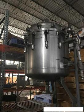 Sparkler Filter 18D8 Stainless Steel