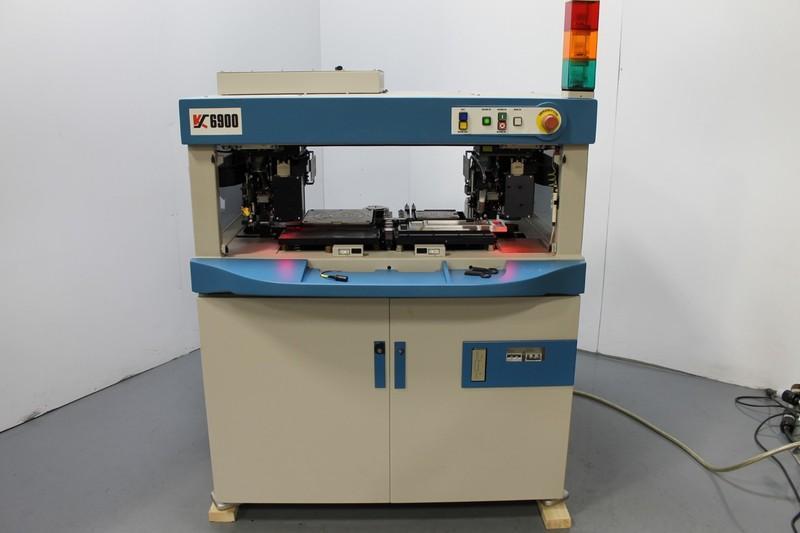 Kulicke Soffa KnS K&S 6900 Flip Chip Bonder Bonding Machine