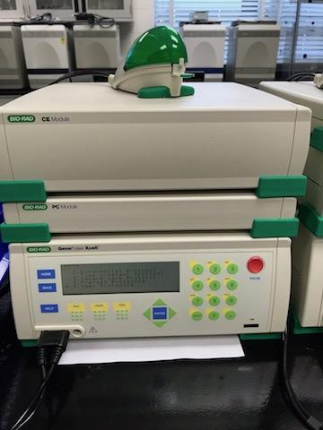 BIO-RAD Gene Pulser xCell Total Electroporation System Year 2012