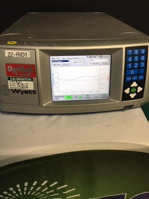 Wyatt Technology Optilab T-rEX Refractive Index Detector RID