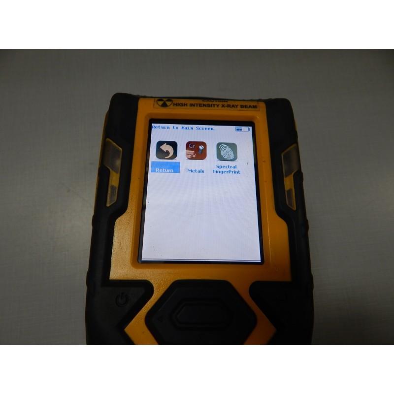 Thermo Niton XL2 980 GOLDD Analyzer