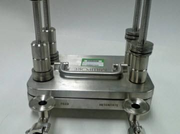 Stainless Steel Millipore Valve from LabAssets