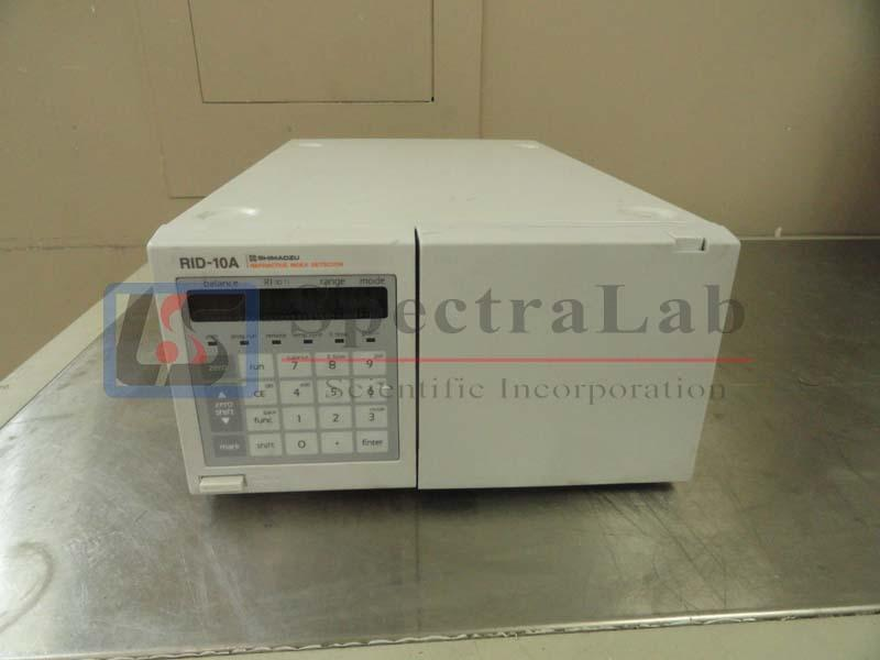 Shimadzu Refractive Index Detector RID-10A