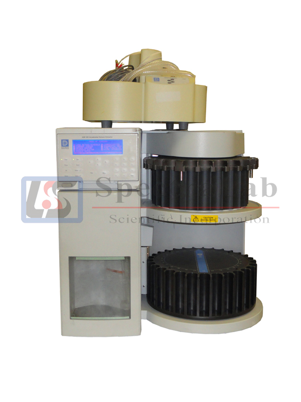 refurbished Dionex  ASE 200 ACCELERATED SOLVENT EXTRACTOR