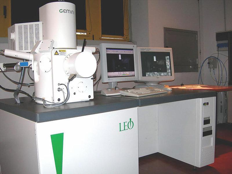 Zeiss (LEO) 1530 FEG Scanning Electron Microscope (SEM)