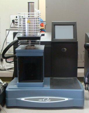 TA Instruments Q400 Thermomechanical Analyzer (TMA)