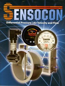 New Sensocon Catalog Available