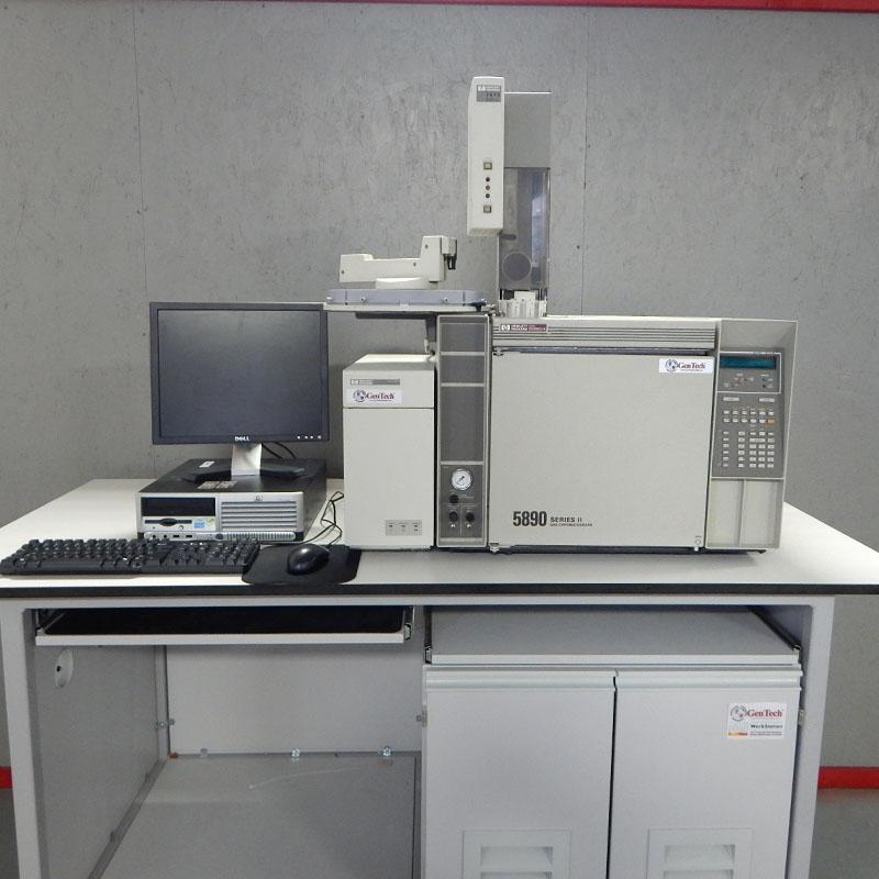 Refurbished GC/MS System with Autosampler