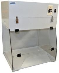 Cleatech's 1100-2-A/B/C Series, Ductless Exhaust Fume Hood