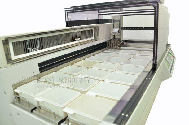 Sakura DRS 601 stainer, refurbished, 1 year warranty - Southeast Pathology Instrument Service