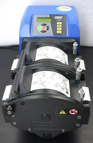 Watson Marlow 720UN/R/RX Dual Pumphead Peristaltic Pump