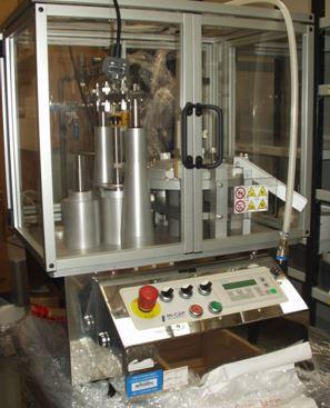 Dott Bonapace IN-CAP Automatic Bench Top Capsule Filling Machine