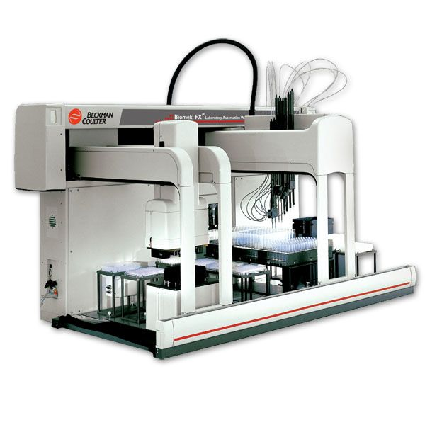 Beckman Coulter Biomek FXp - Dual Multichannel / Span-8 - Certified with Warranty