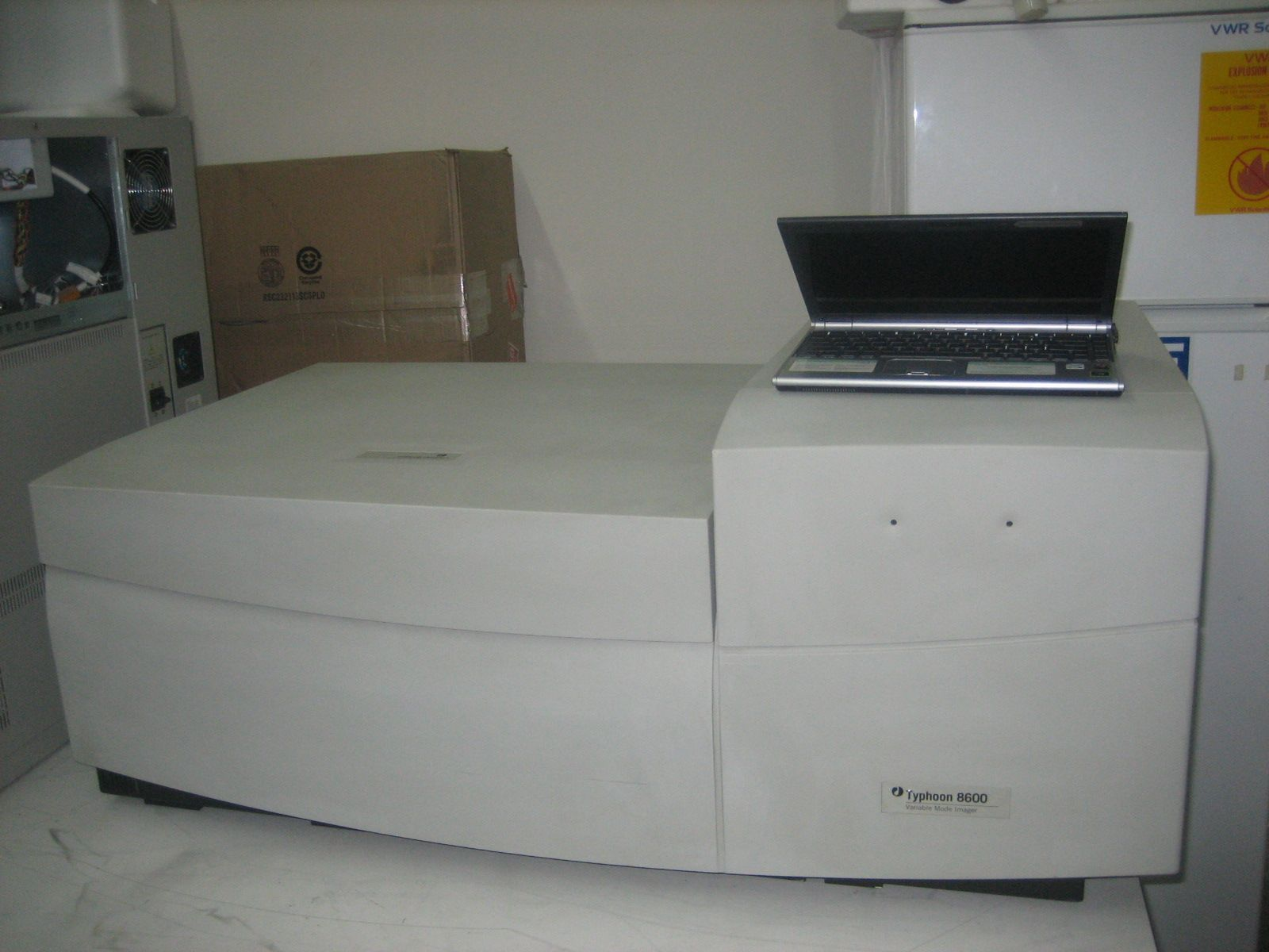 GE Typhoon 8600 Variable Imager - Certified and Warranty