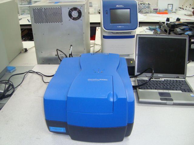 GenePix Scanner 4000B re-certified with warranty