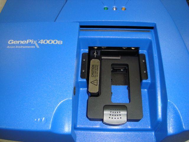 GenePix Scanner 4000B- Certified with warranty