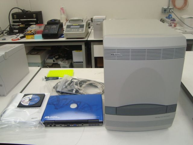 ABI 7500 Real-Time PCR - Certified with Warranty