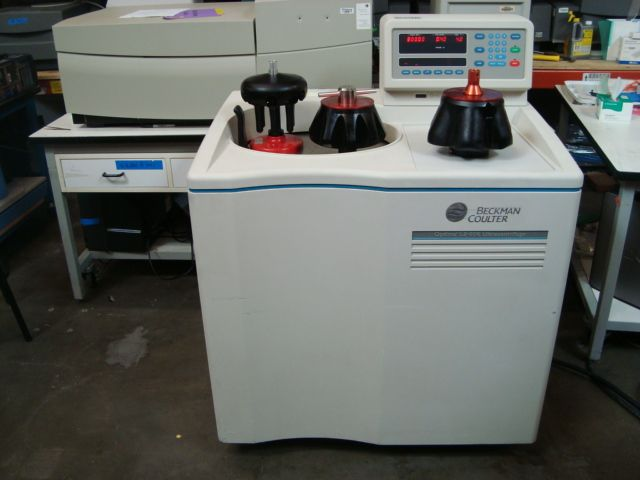 Beckman Optima LE-80K Ultracentrifuge Certified and Warranty