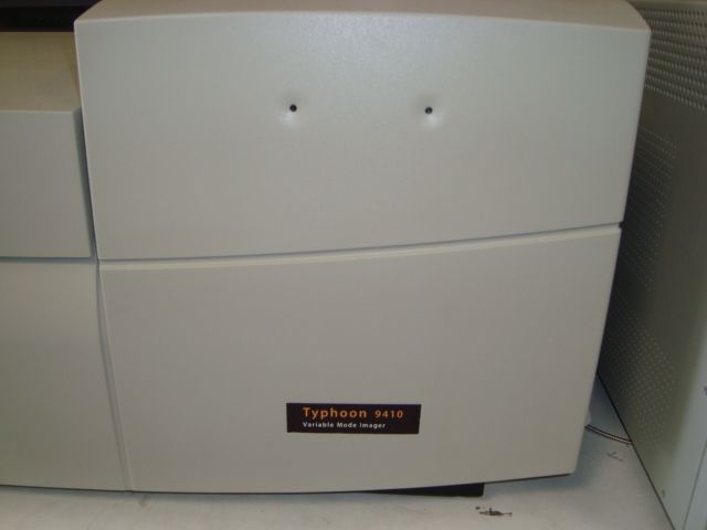 GE Typhoon 9410 Molecular Imager- Certified with Warranty
