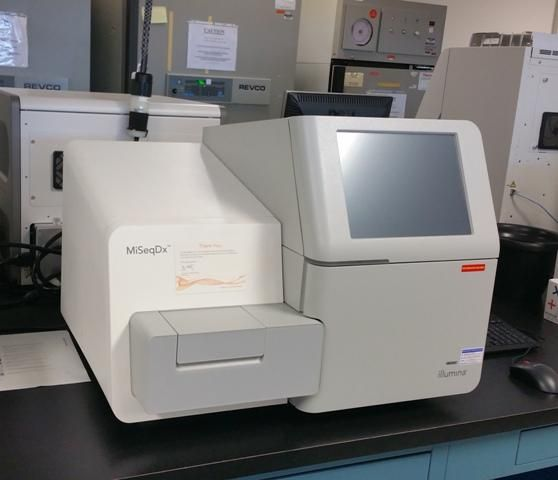 MiSeq Dx for sale - Certified with Warranty