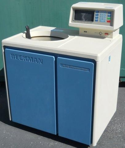 Beckman XL-90 Ultra centrifuge Certified and Warranty