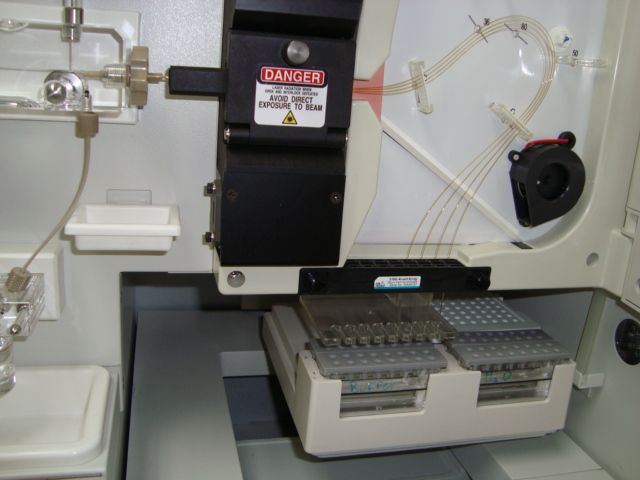 ABI 3100-Avant Genetic Analyzer Certified and Warranty