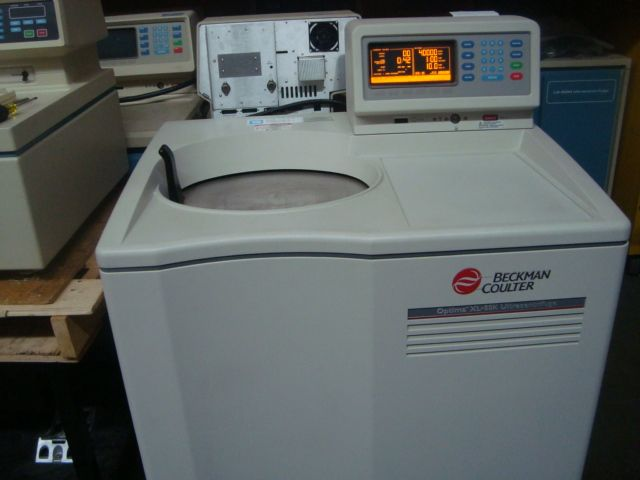 Beckman Optima L-80XP ultra centrifuge Certified and Warranty