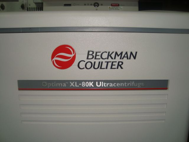 Beckman Optima L-80XP ultracentrifuge Certified with Warranty