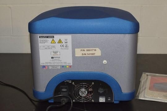 GenePix 4400A Microarray Scanner certified with warranty