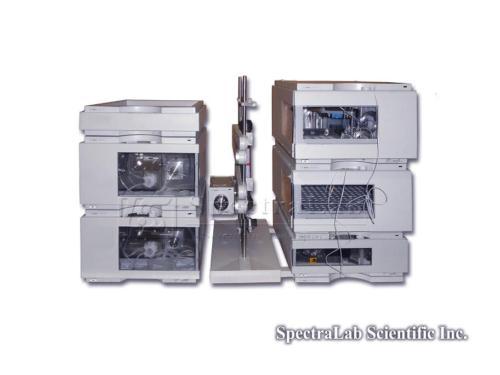 Agilent  1100   Prep  HPLC  with DAD or MWD, Agilent 1200 prep