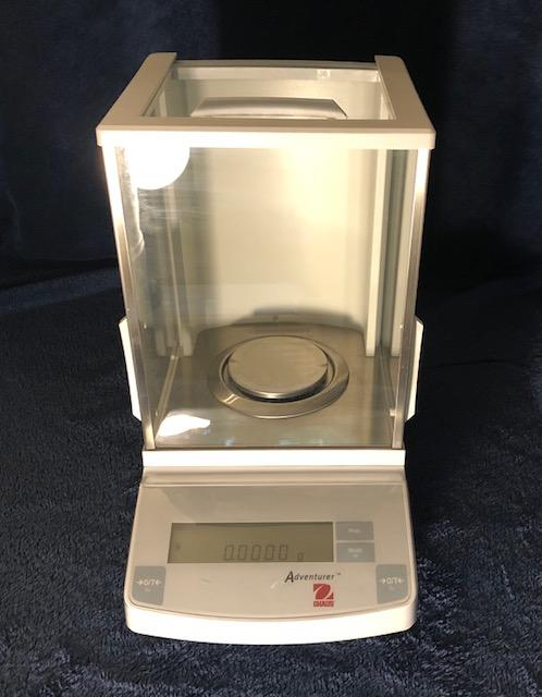 Ohaus Adventurer AR2140 Analytical Balance (pre-owned, excellent condition)