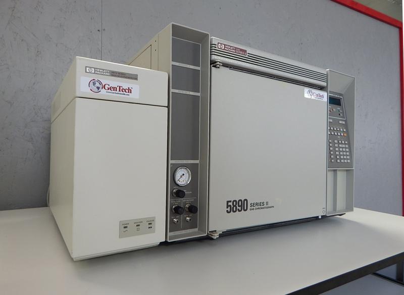 Agilent/HP 5890/5972 GC MSD System
