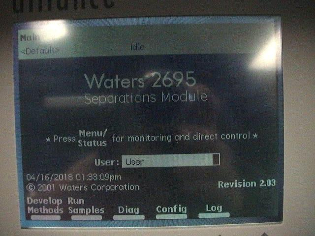 Waters 2695 Separations System
