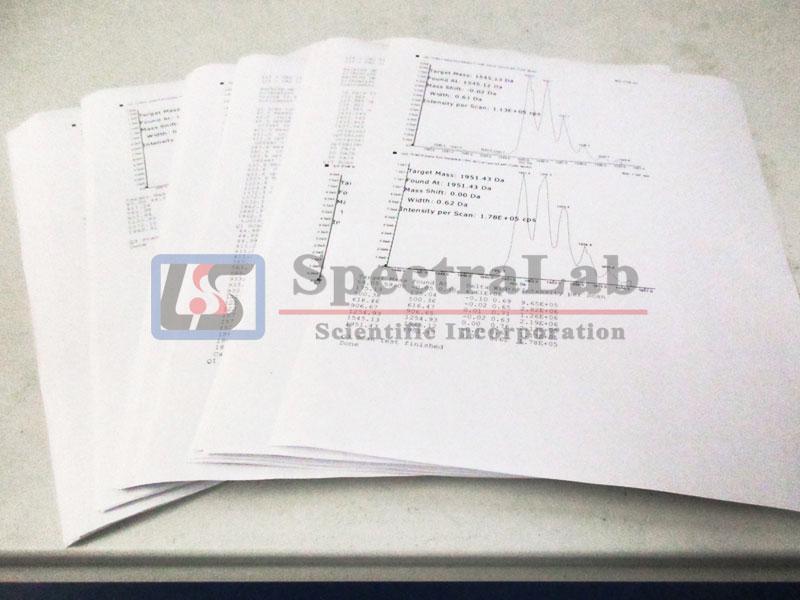 2016 model AB Sciex API QTRAP 4500 System