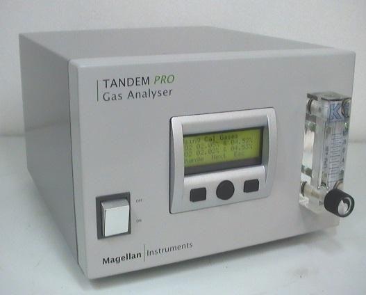 Magellan Instruments Tandem PRO Gas Analyzer