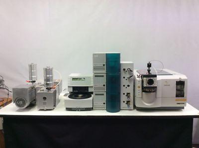 Varian - 320-MS TQ Mass Spectrometer System