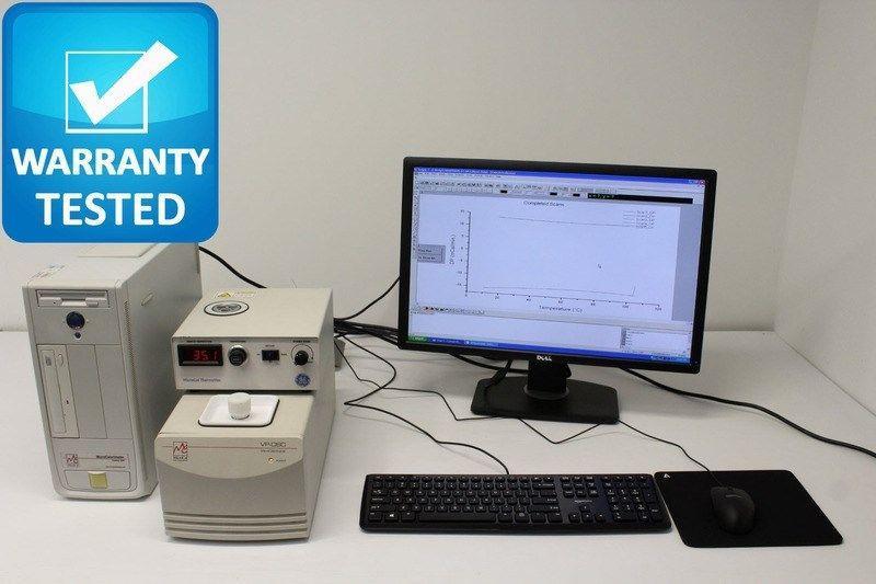 Malvern MicroCal VP-DSC Microcalorimeter