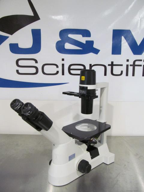 NiKon Eclipse TS-100 Phase Contrast Tissue Culture Microscope