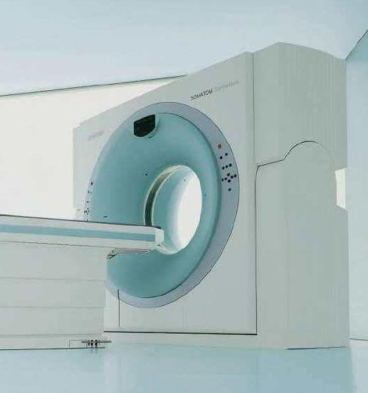 Siemens Sensation 64 Slice CT