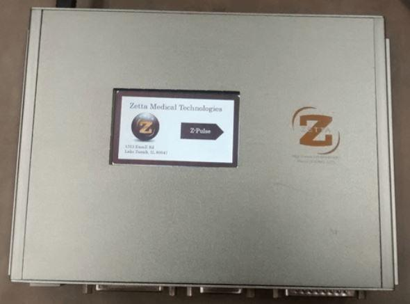 Zetta Medical Technologies- Z-PULSE - MRI Remote Monitoring