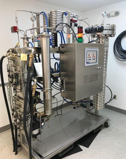 MRX- 20-Liter Supercritical CO2 Automated Extractor