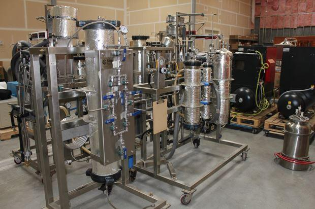 Eden Labs- FX2 High Flow 20L 2K CO2 EXTRACTION SYSTEM