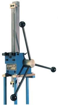 Charpy Hand Operated Notch Broaching Machine