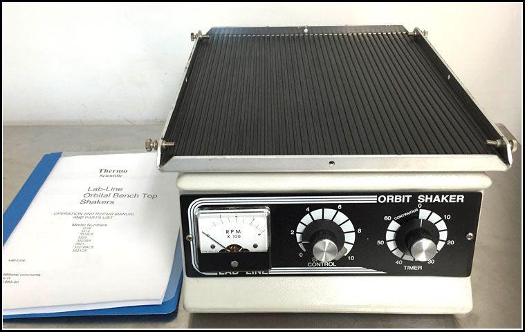 Lab-Line 3520 Orbital Platform Shaker w WARRANTY