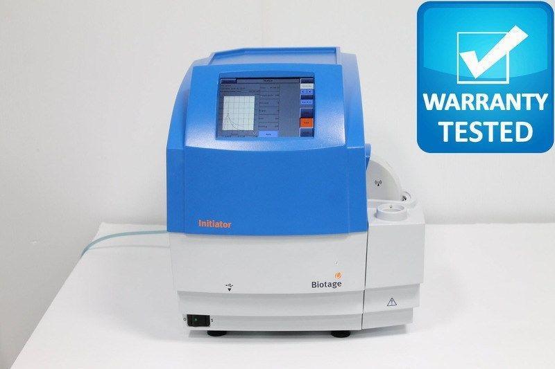 Biotage Initiator EXP US 400W Microwave Synthesizer Pred. to Initiator+