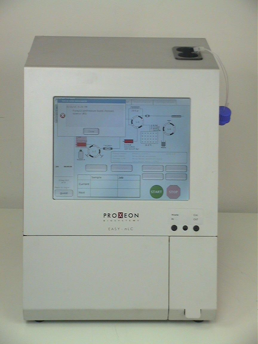 Proxeon Thermo Fisher Easy NLC