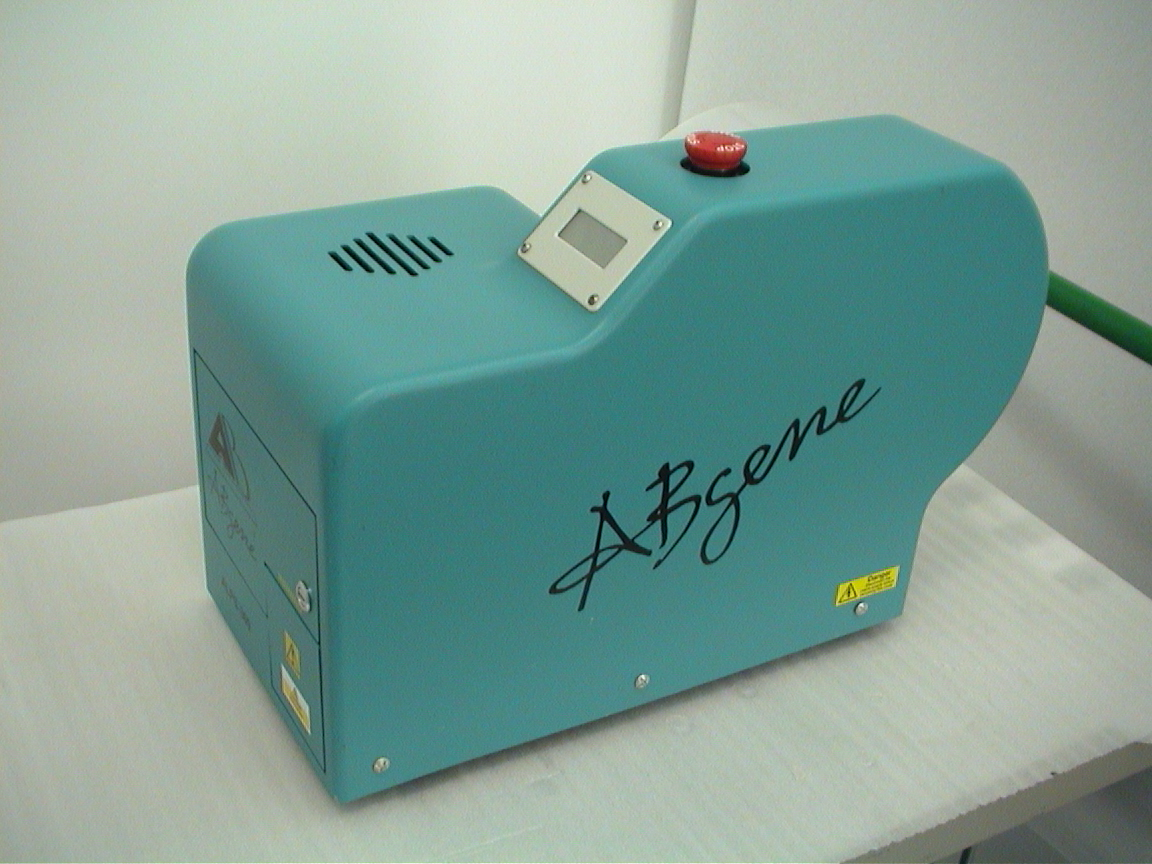 ABgene ALPS-300 Plate Sealer with Optional Air Compressor in excellent condition