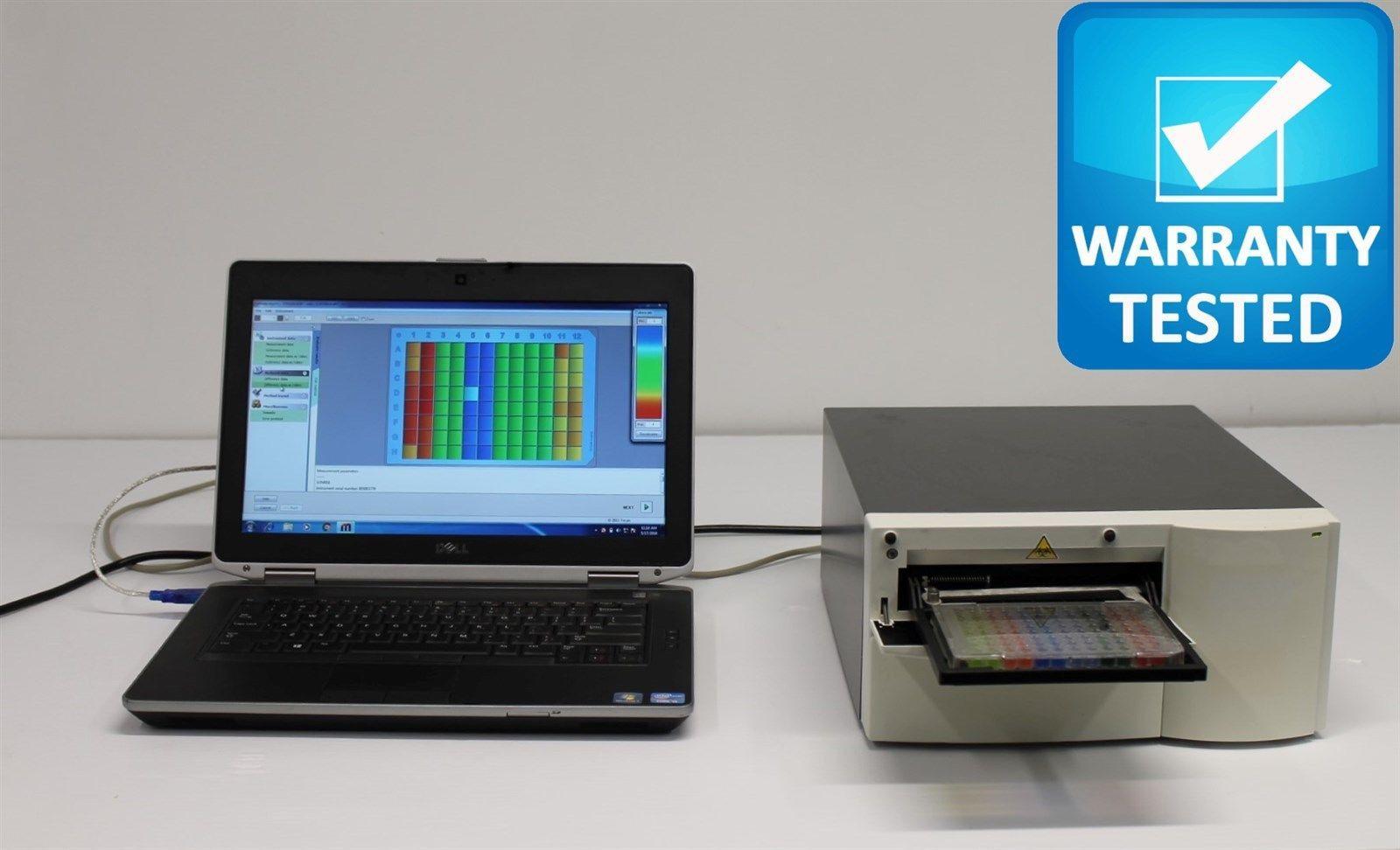Tecan Sunrise Absorbance Microplate Reader