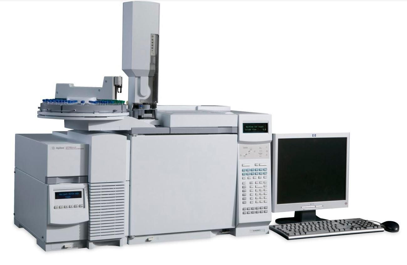 Agilent- Certified Pre-Owned 6890N GC with 5973 Mass Spec
