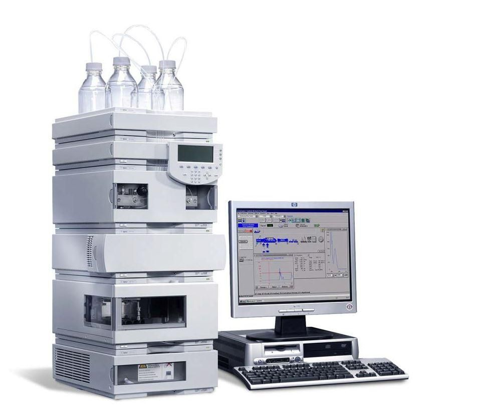 Agilent- Certified Pre-Owned 1100 HPLC Stacks